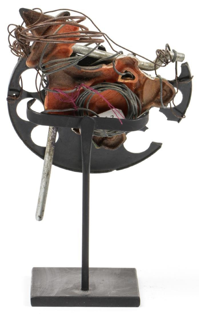 Philadelphia Wireman (20th c.) Sculpture (#893) - 4