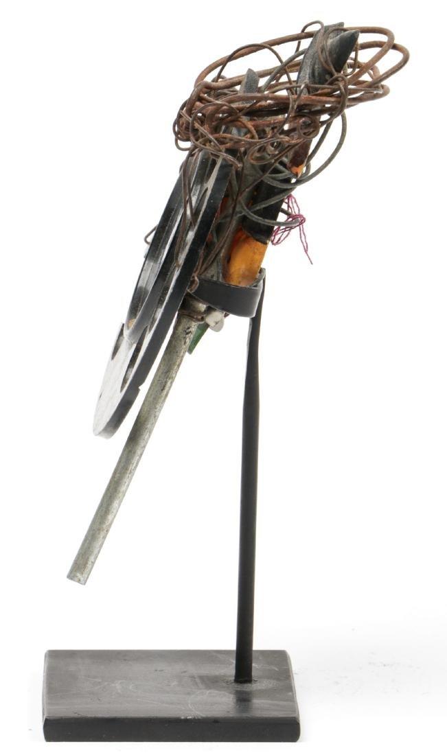 Philadelphia Wireman (20th c.) Sculpture (#893) - 5
