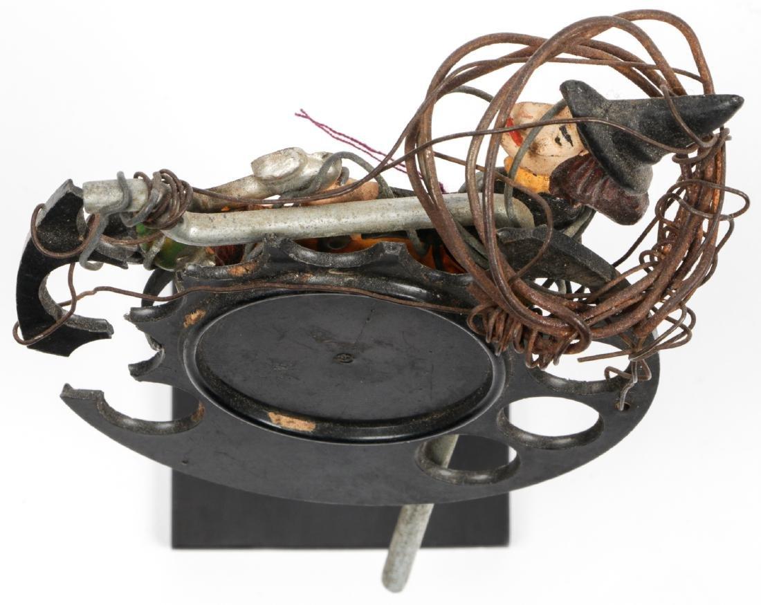 Philadelphia Wireman (20th c.) Sculpture (#893) - 6