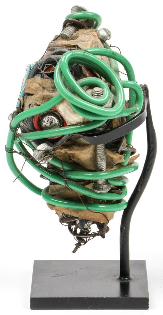 Philadelphia Wireman (20th c.) Sculpture (#127) - 5