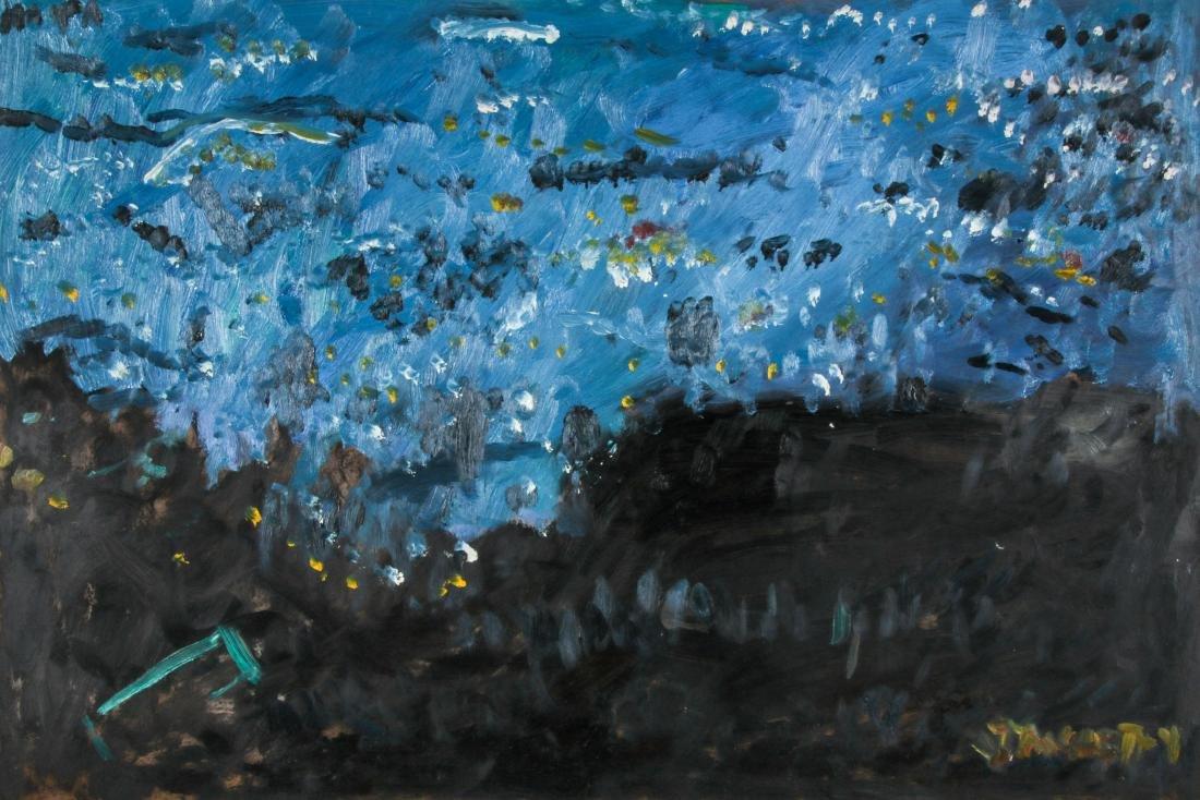 Justin McCarthy (1892-1977) Skyline