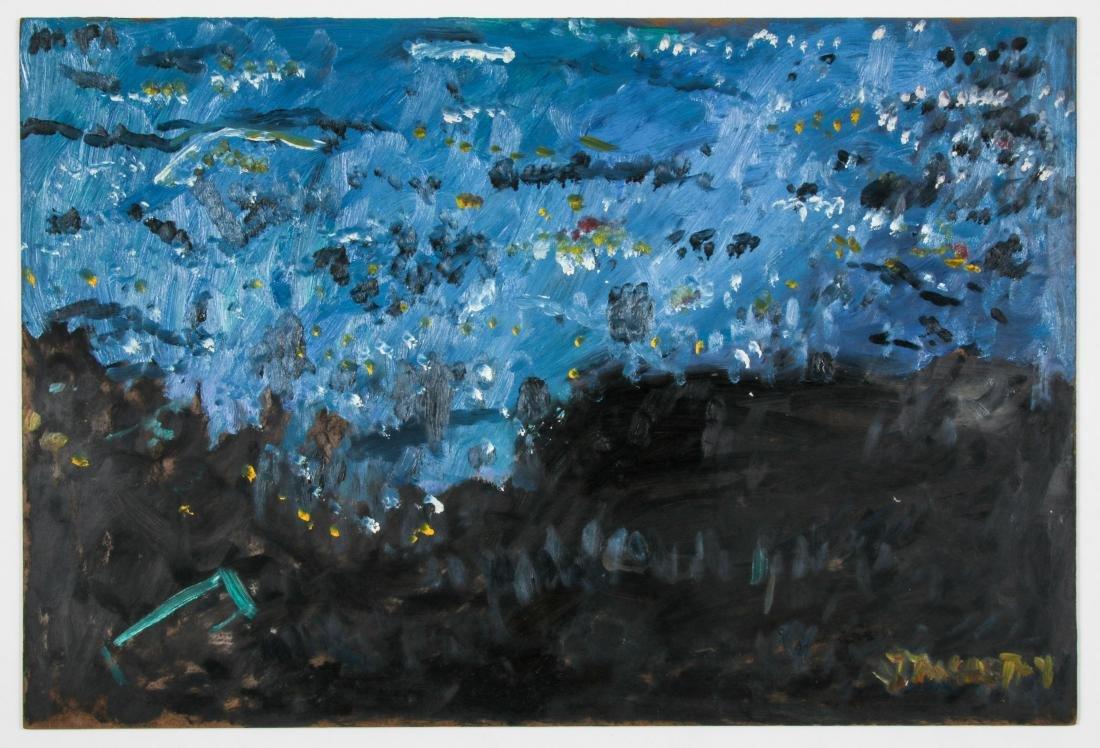 Justin McCarthy (1892-1977) Skyline - 2