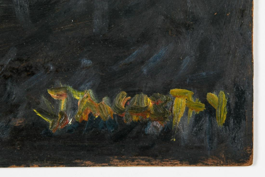 Justin McCarthy (1892-1977) Skyline - 3