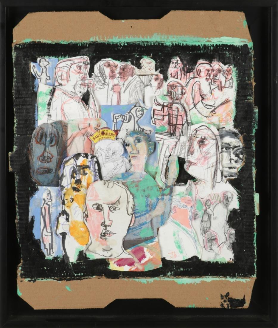 "Jim Bloom (American, b. 1968) ""The Bartender"""