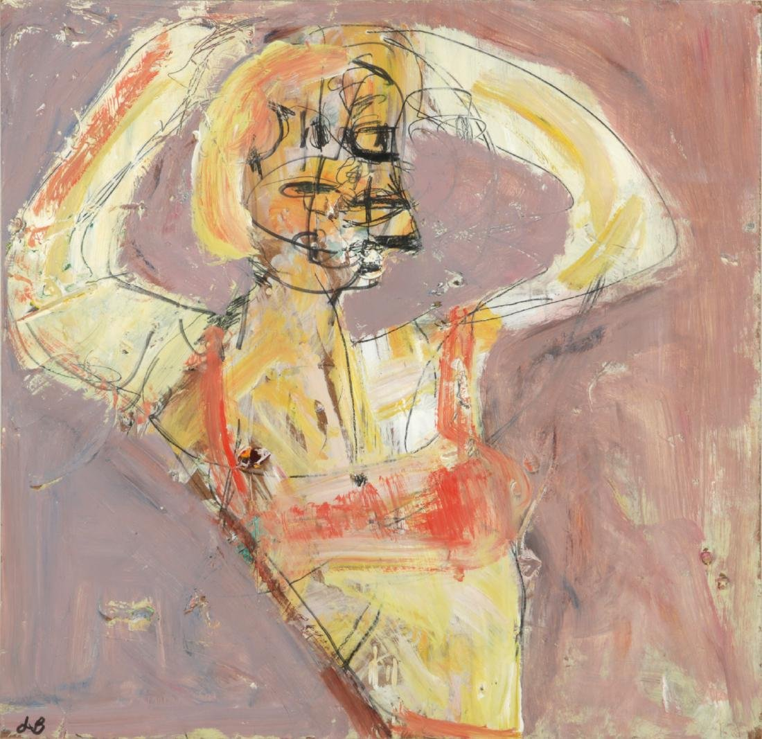 Jim Bloom (American, b. 1968) Portrait