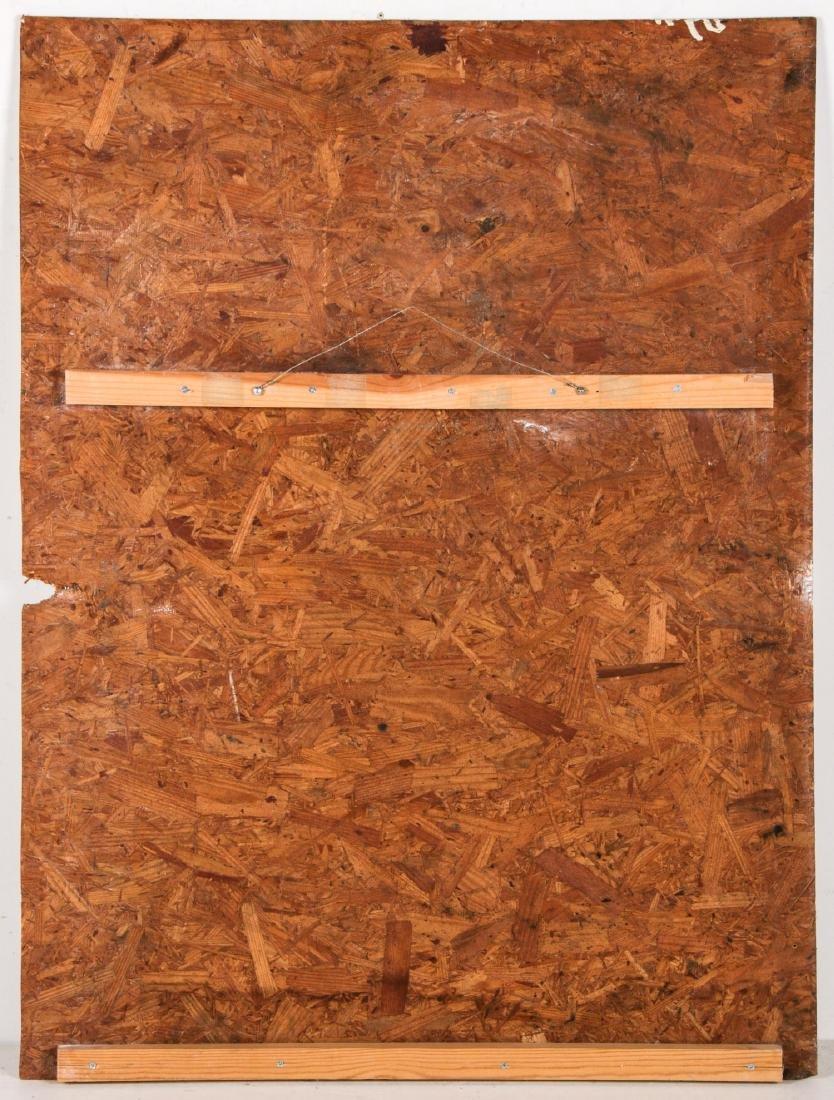 Willie Jinks (American, b. 1921) Painting on board, - 3