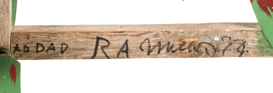 R.A. Miller (American, 1912-2006) Whirliygig - 8