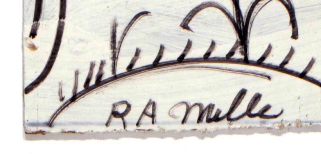 R.A. Miller (American, 1912-2006) 4 Paintings - 3