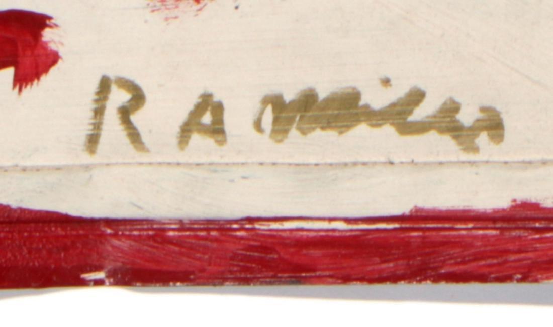 R.A. Miller (American, 1912-2006) 4 Paintings - 4