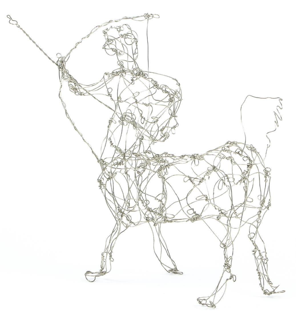 Thai Varick (American, 1941 - 2001) Wire Sculpture - 6