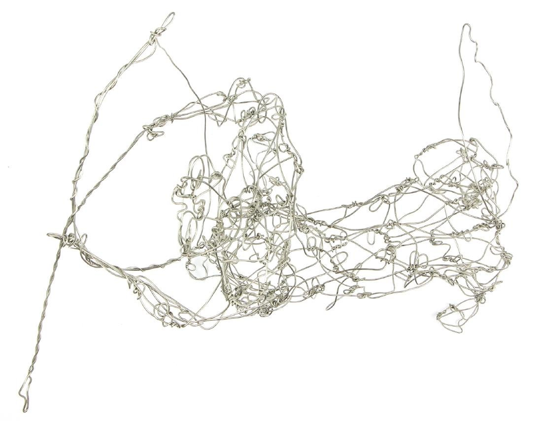 Thai Varick (American, 1941 - 2001) Wire Sculpture - 8