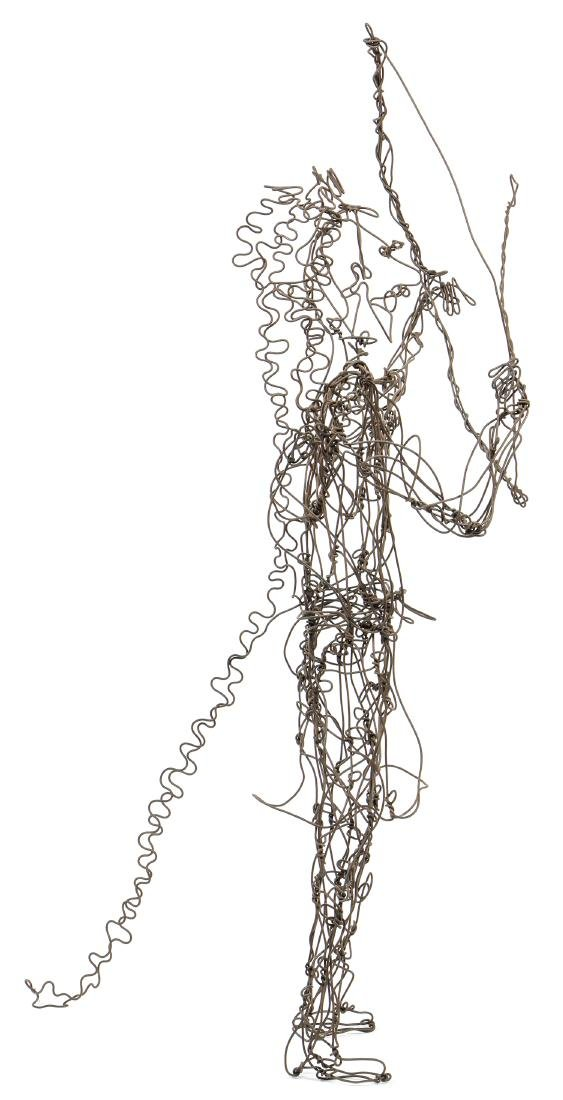 Thai Varick (American, 1941 - 2001) Wire Sculpture - 2