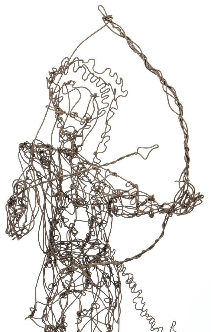Thai Varick (American, 1941 - 2001) Wire Sculpture - 7
