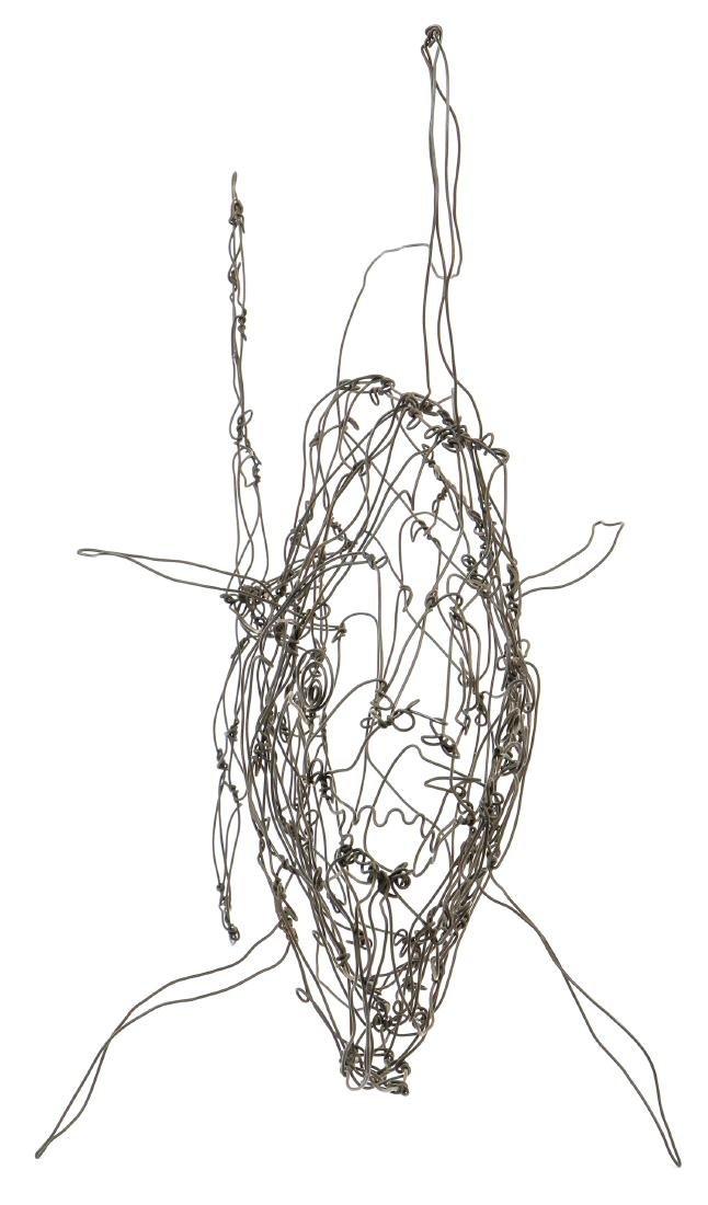 Thai Varick (American, 1941 - 2001) Wire Sculpture - 3