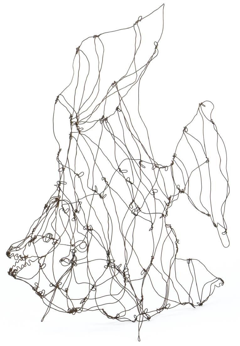 Thai Varick (American, 1941 - 2001) Wire Sculpture - 5