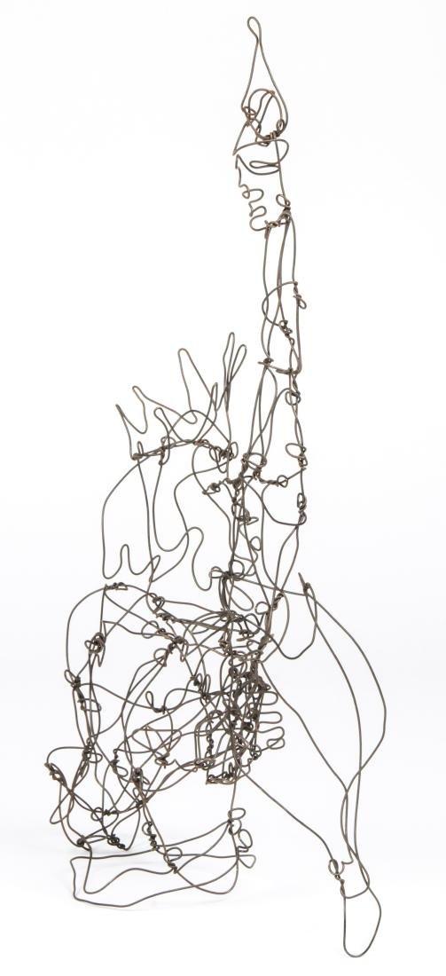 Thai Varick (American, 1941 - 2001) Wire Sculpture - 4