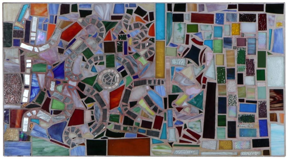 Isaiah Zagar (American, b. 1939) Mosaic Mural