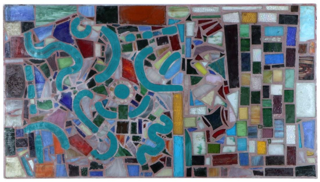 Isaiah Zagar (American, b. 1939) Mosaic Mural - 2