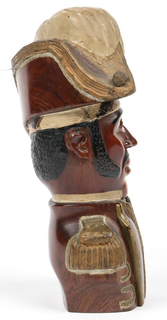 Haitian (20th c.) Bust of Jean-Jacques Dessalines - 3