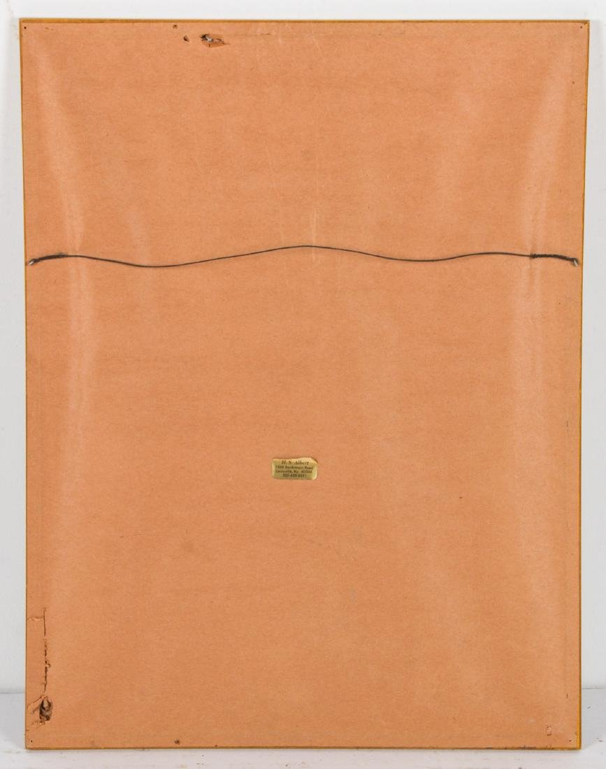 Adam Leontus (Haitian, 1928-1986) Painting - 4
