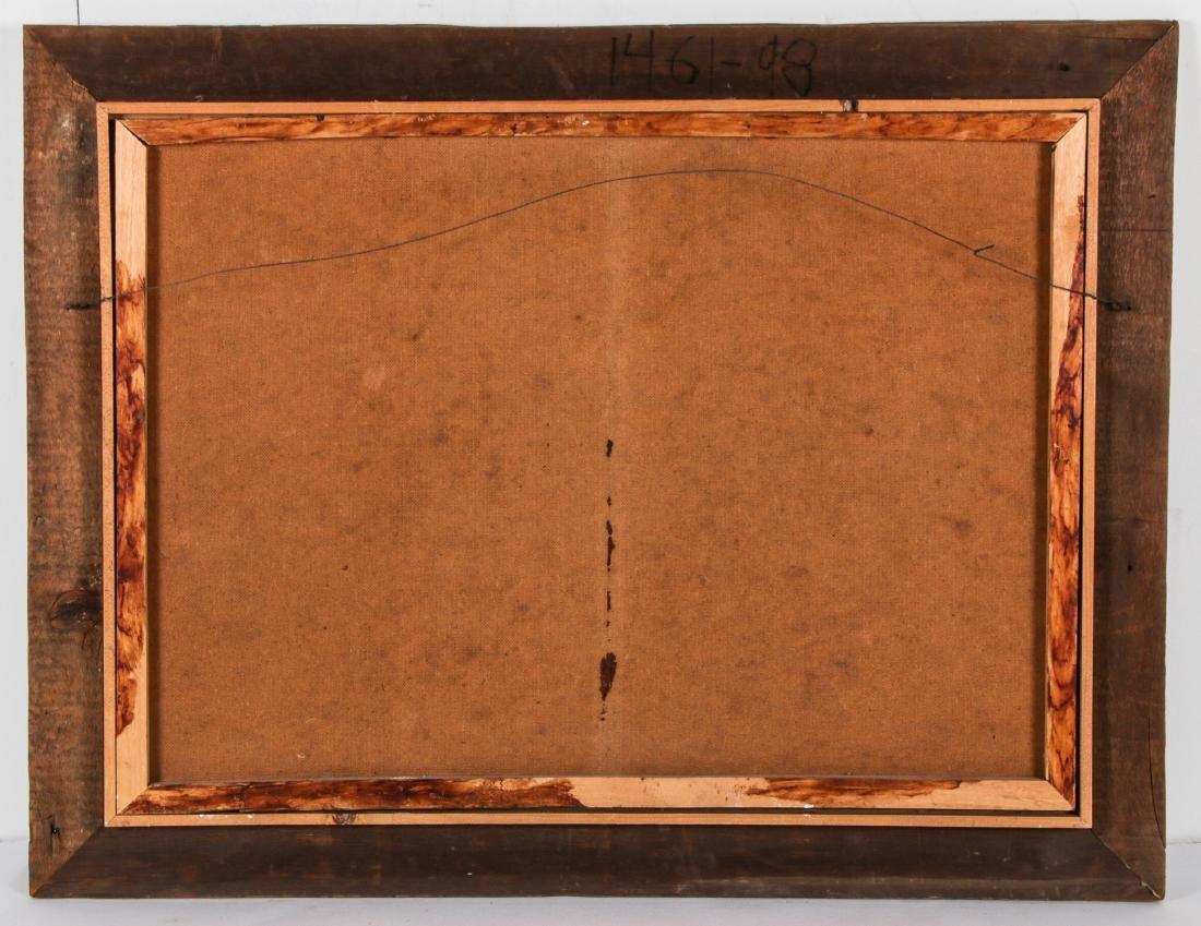 Franck Louissaint (Haitian, b. 1949) Painting, 1972 - 4