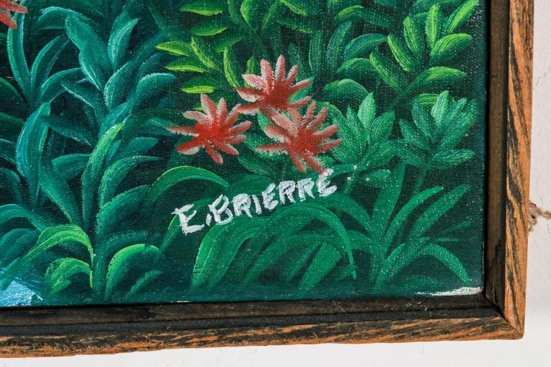 Edgar Brierre (Haitian, 20th c.) Painting - 3