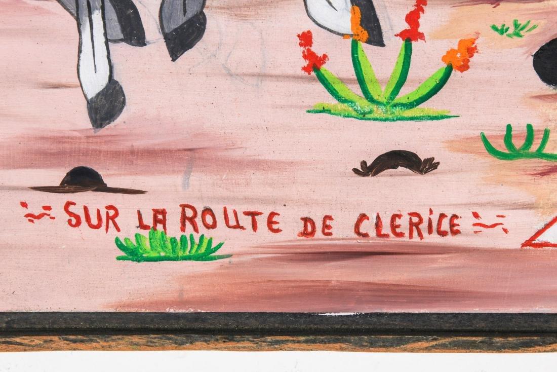"""Jean-Marie Obin """"Sur La Route De Clerice"""", 1973 - 3"""
