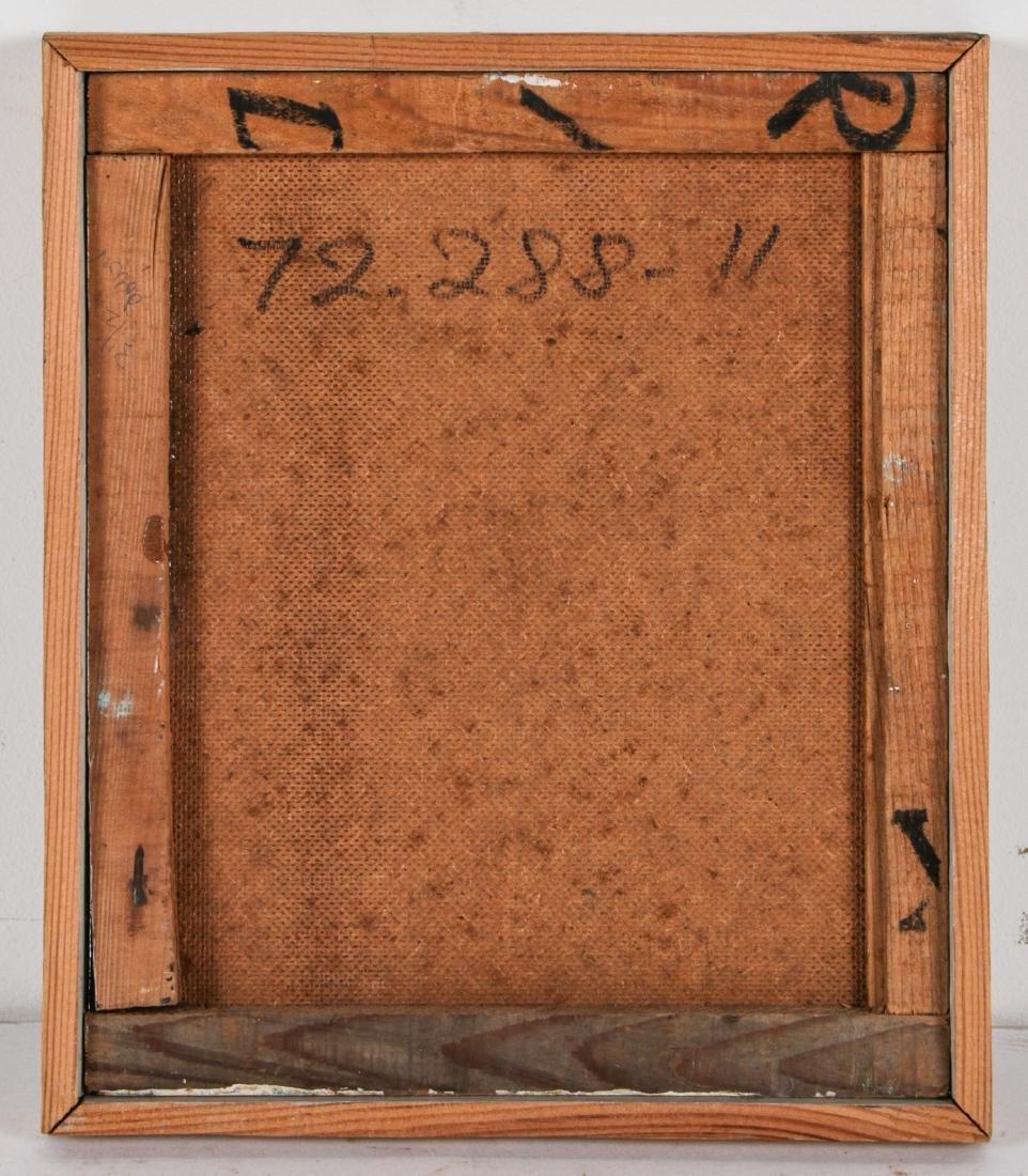 Henry Bottex (Haitian, 20th c.) 3 Paintings - 10