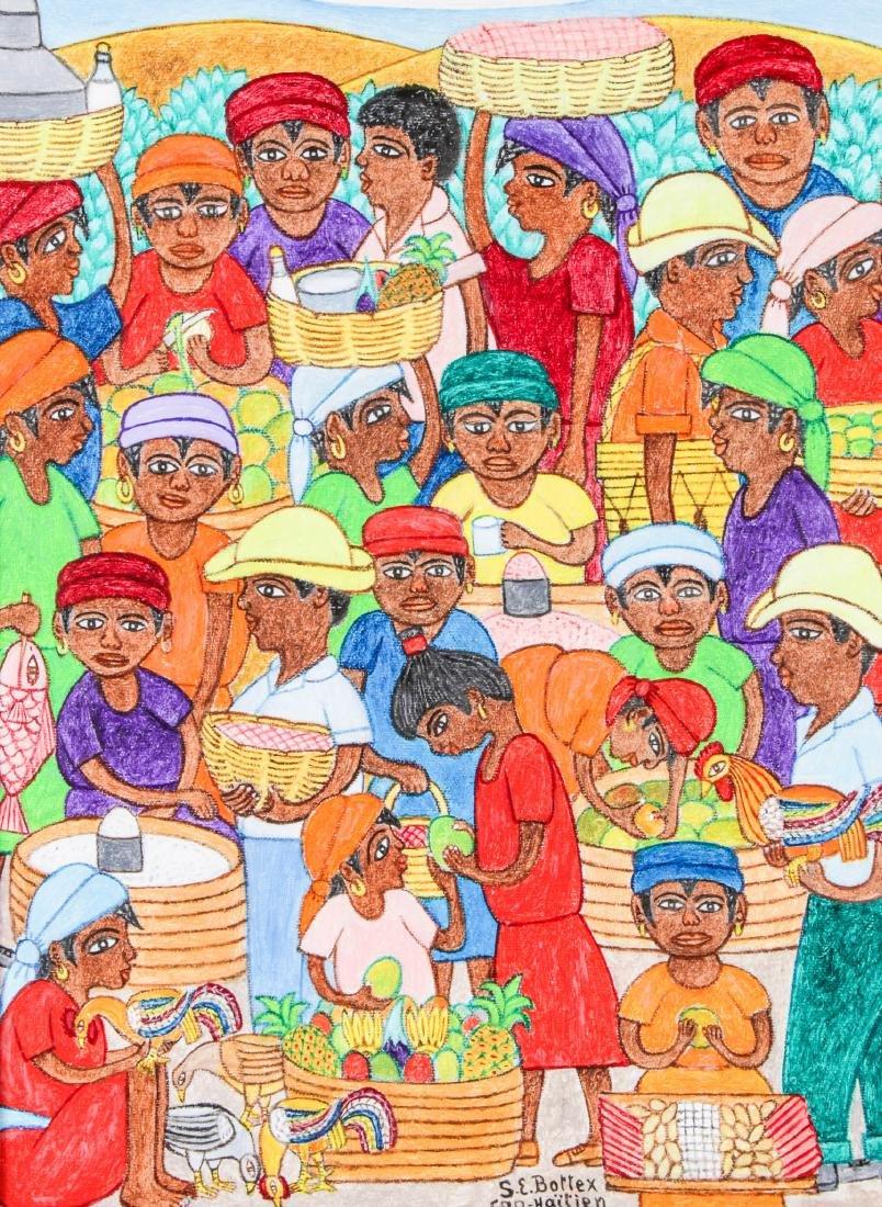 Seymour E. Bottex (Haitian/Cap-Haitien, 1922-2016)