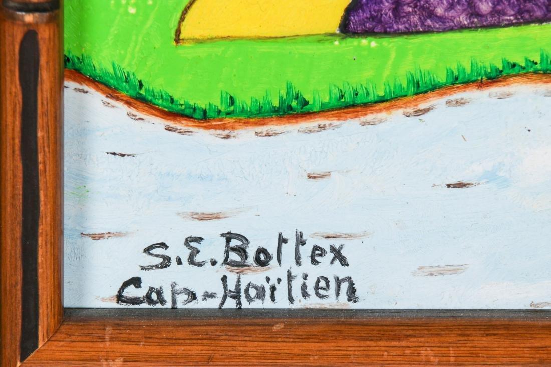 S. E. Bottex (1922-2016) 2 Works - 4