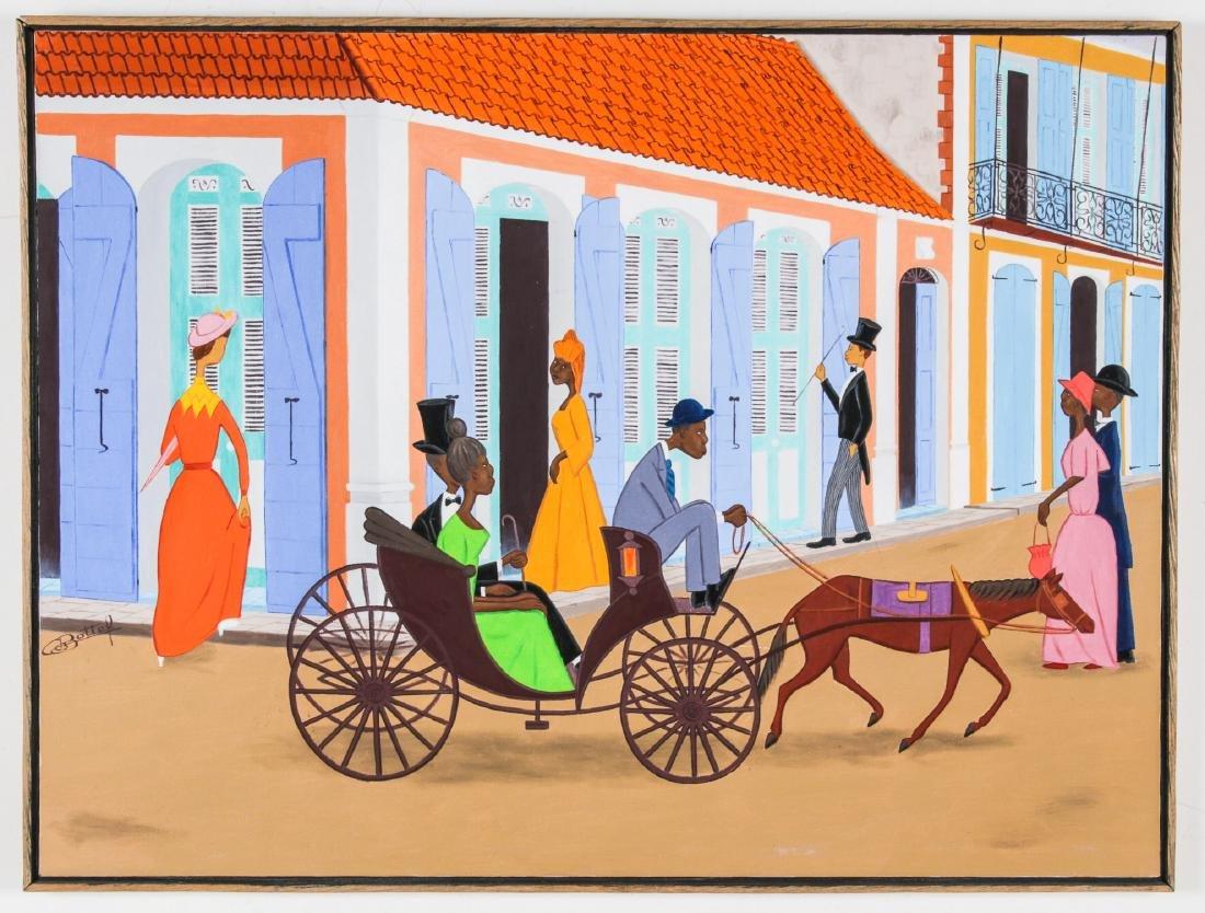 Jean-Baptiste Bottex (1919-1979) Painting - 2