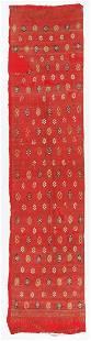 Antique Chinese Gauze Weave