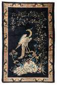 Antique Chinese Pictorial Rug: 5' x 7'8'' (152 x 234