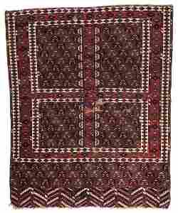 Yomud Ensi Rug, First Half 19th Century