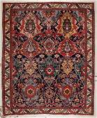 Semi-Antique Caucasian Style Dragon Rug, Turkey