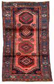 Antique West Persian Rug: 3'6'' x 5'7''