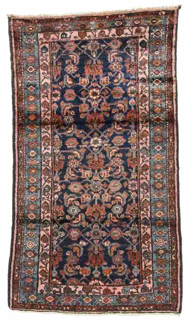 Antique Hamadan Rug: 3'5'' x 5'10''