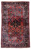 SemiAntique Malayer Rug 27 x 42