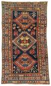 Antique Caucasian Rug: 3'3'' x 5'6''
