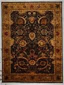 Modern Indo Persian Rug: 9' x 12'