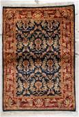 Modern Indo Persian Rug: 4'1'' x 5'9''
