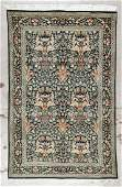 Modern Indo Persian Rug: 4' x 6'4''