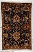 Modern Indo Persian Rug: 4'1'' x 6'7''
