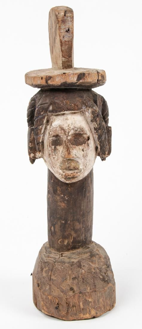 Ibo Headdress, Nigeria