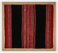 Aymara Textile, Bolivia, 19 c.