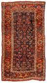 Antique Bidjar Rug, Persia: 3'9'' x 6'9''