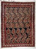 Antique Malayer Rug Persia 47 x 62