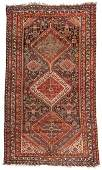 Antique Gashgai Rug, Persia: 4'8'' x 7'11''