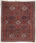Antique Afshar Rug, Persia: 5'5'' x 6'3''