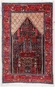 Bakshaish Style Prayer Rug: 4'9'' x 7'10''